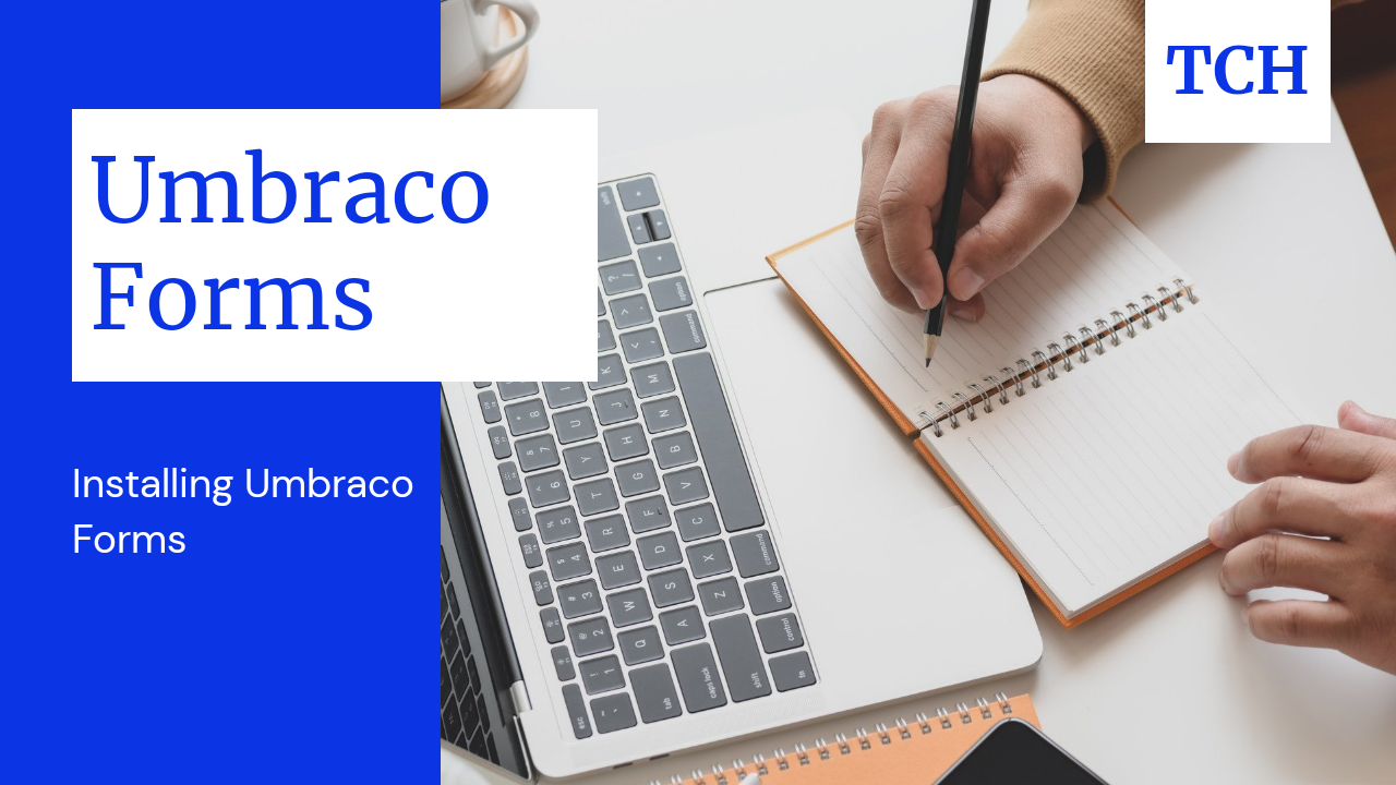 Installing Umbraco Forms
