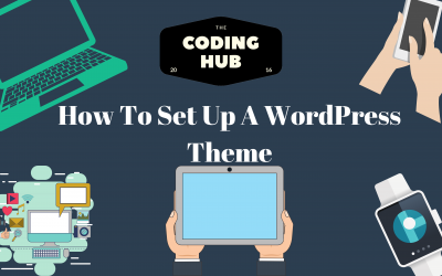 How To Set Up A WordPress Theme