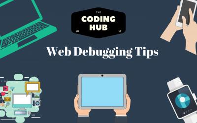 Web Debugging Tips
